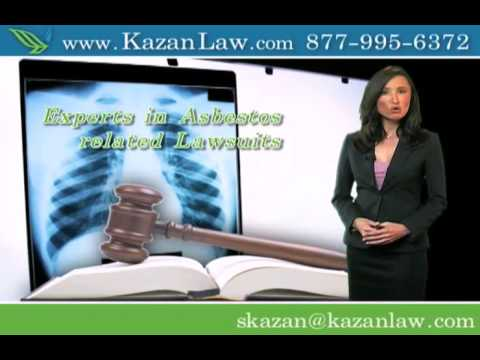 Asbestosis Lawyers Modesto Asbestos and Mesothelioma