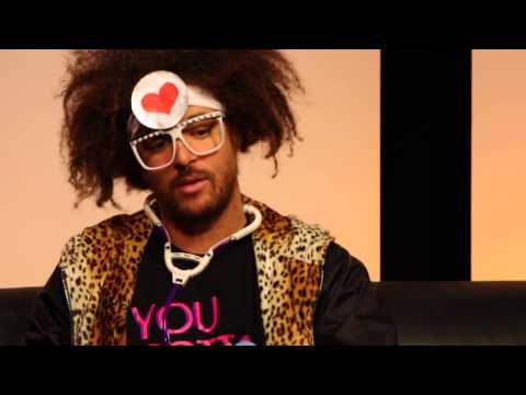 LMFAO's Redfoo On Girlfriend Victoria Azarenka