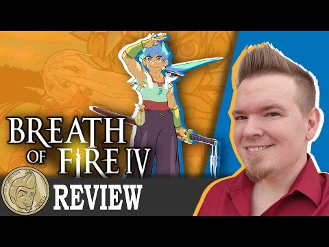 Breath of Fire IV Review! [PlayStation] The Game Collection