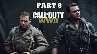THE DEATH FACTORY | CALL OF DUTY WORLD WAR 2 WALKTHROUGH PART 8