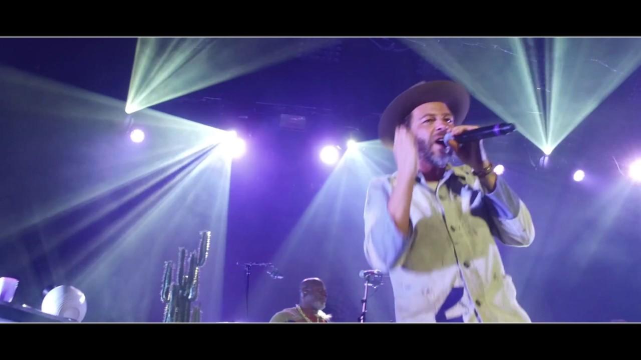 Christophe Maé - Marcel (Clip live)