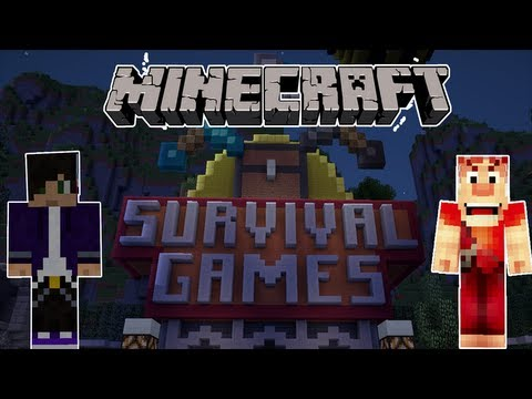 ماين كرافت سرفايفل قيم : مآنجلد آيوب آصلآ   Minecraft SG #1