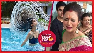 Shivangi AKA Naira's HOT & BOLD Look | Divyanka Tripathi Shares A Dramatic Video