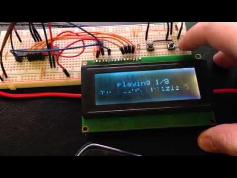Raspberry Pi Webradio