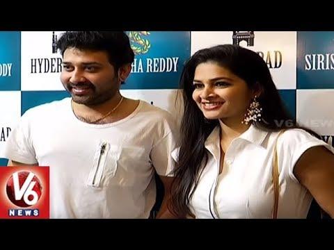 Tolywood Celebs Attends Designer Sirisha Reddy's Store Anniversary Celebrations | V6 News