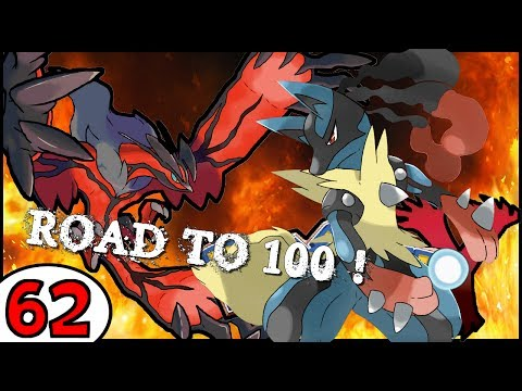 Pokémon X et Y MAISON BATTLE : Super Single Battle // Road to 100 ! - épisode 62 thumbnail