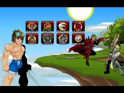 Codes De Emblemas ( Achievements ) Para Dark Mystic ( Aqw )
