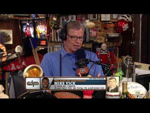 Michael Vick on The Dan Patrick Show (Full Interview)
