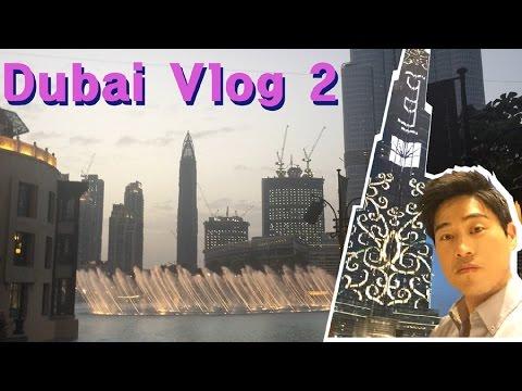 Viaje y trabajo: Vlog en Dubai #2