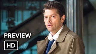 "Supernatural 13x23 Inside ""Let the Good Times Roll"" (HD) Season 13 Episode 23 Inside Season Finale"