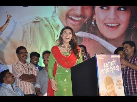Hansika,Satish and Deva at Maan Karate Movie Audio Launch Image 1