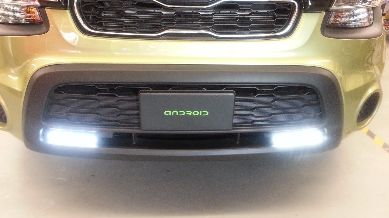 philips daylight 8 2012 kia soul philips led daylight. Black Bedroom Furniture Sets. Home Design Ideas