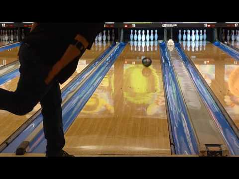 Hammer Scandal Pearl Bowling Ball Review by TamerBowling com