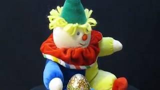 Music box (the clown) for babies  series