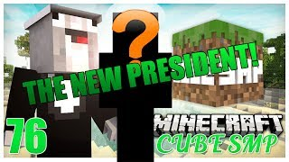 Minecraft CUBE SMP - Episode 76 - The Results Are In.. (Cube President)
