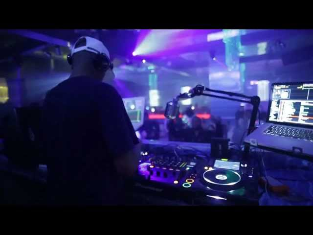 Dj Funk Live @ AquaVor Night Club (Fuck Dat Ass) 12-15-12