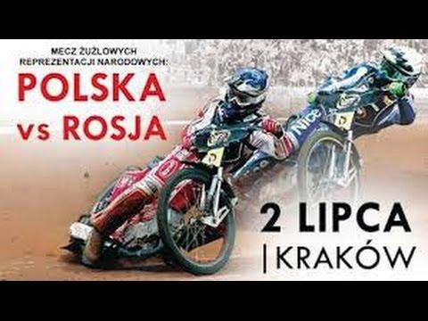 Żużel 2016 Polska-Rosja