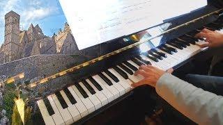 Across The Burren Michele Mclaughin Piano By Hollowriku