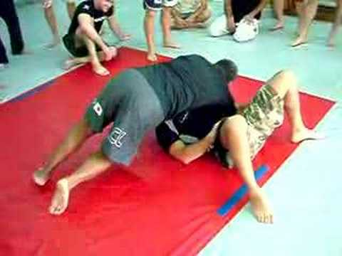 Master Daniel D'dane - submission techniques n/s (choke) - ILLA Image 1
