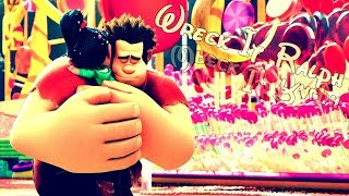 Wreck-It Ralph - When Can I see you again? (Wreck-It Ralph Tribute)