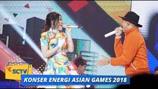 Via Vallen dan Anji - Meraih Mimpi | Konser Energi Asian Games