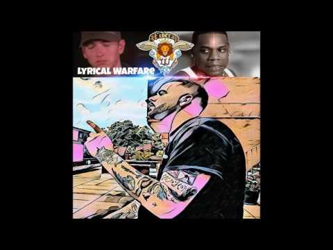 WiseRap - Lyrical Warfare (Eminem & Jay Z Diss) Free DL