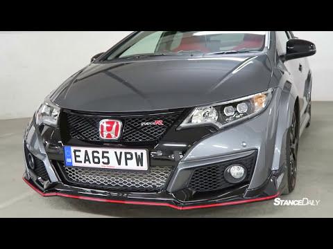 Stance Daily Adventures: 2015 Honda Civic Type-R Vlog 2