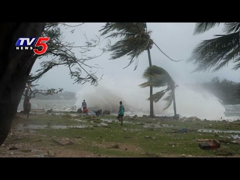 Rovan Cyclone Expected to Crossing Near Kadalur by Midnight TV5 News