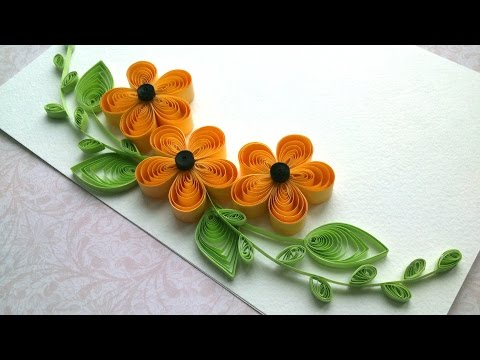 Quilling Ideas Quilling designs flowers and quilling designs for cards
