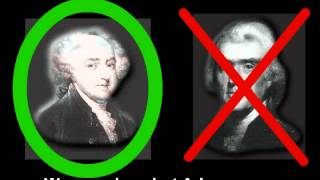 a discussion on the federalist views of thomas jefferson The federalists disagreed with jefferson's point of view however, they accepted  the results of the election and permitted the government to.