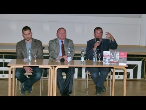 Prof. Jan Żaryn Vs. Piotr Zychowicz O Powstaniu Warszawskim
