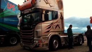 Scania R500 V8 - THE REAL VIKING KING