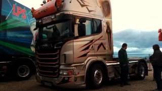 Scania R500 V8 - THE REAL VIKING KING