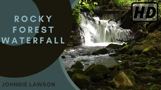 Relaxing Forest Waterfall Nature Sounds Birds Singing Natural Calming Sound Of Water For Sleeping