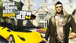 NEW GTA 5 DLC - $50,000,000 Spending Spree! Buying Cars & Brand New Gear! (ILL GOTTEN GAINS DLC)