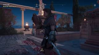 Assassin's Creed Odyssey versus HISTORY