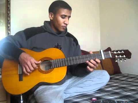 Paco Cepero Aqua Marina guitar