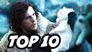Game of Thrones Season 6 - TOP 10 Foreshadowing Moments