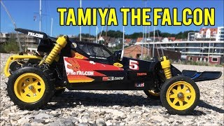 Tamiya Falcon 2WD 1/10 Buggy: First Run Since the 1980s! Tamiya 58056