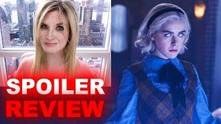Sabrina Season 2 SPOILER Review