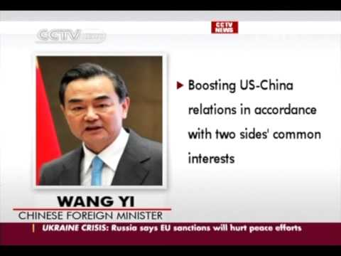 Wang Yi urges caution in S. China Sea dispute