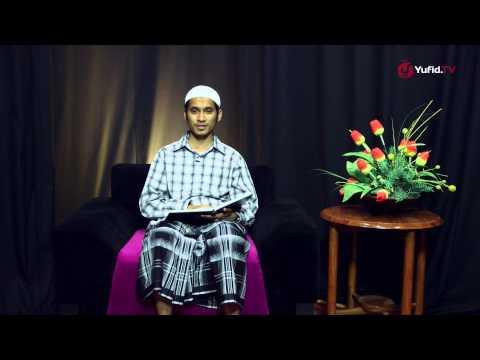 Serial Kultum Ramadhan: Orang-Orang Yang Boleh Tidak Berpuasa - Ustadz Abduh Tuasikal