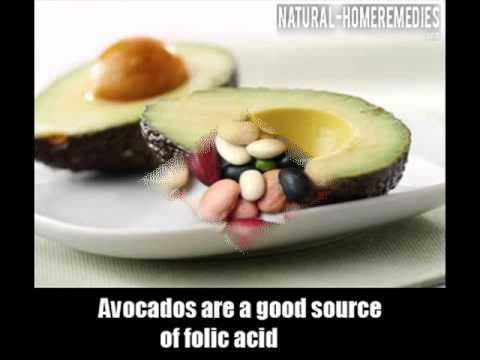 Best 15 Foods Rich in Folic Acid