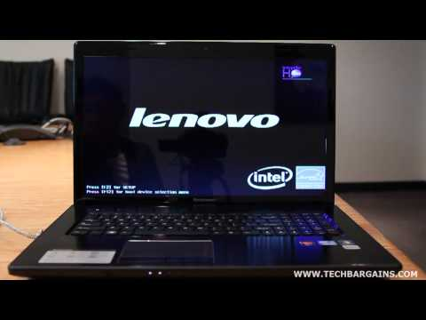 Lenovo G770 Laptop Review (HD)