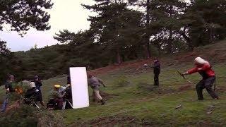 Wrong Turn 5 — Shooting (Съёмки фильма #2)