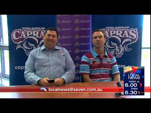 Seven Local News Central Queensland Update (5.50pm) (29.10.2015)