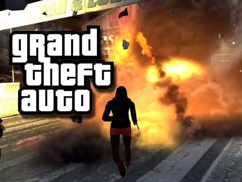 GTA Funny Moments and Stuff 49! (Bad Cop Deluxe!)