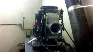 Champ - 2.5 L Mercury Dyno Run (8600 rpm) - Brian Venton (Run 2)
