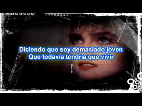 Madonna - Papa Don't Preach Subtitulado En Español video
