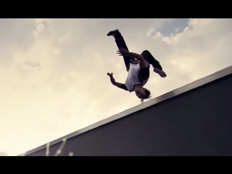 Epic Parkour and Freerunning Summer 2014